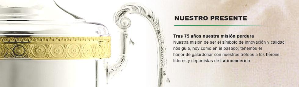 Trofeos Castro misión