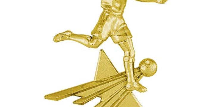 Figura Fútbol Femenina (15 cm)