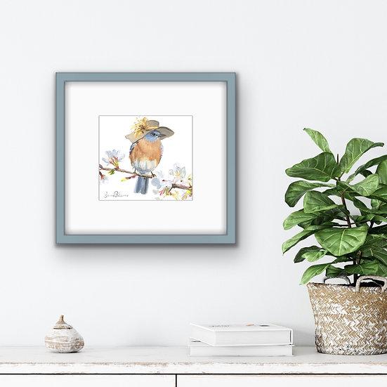 BETTY THE BLUEBIRD - ORIGINAL