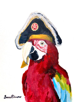 """""""Pirate Parrot"""""""