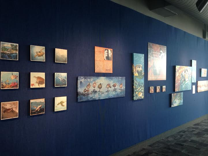 """Paint for a Purpose"" SC Aquarium"