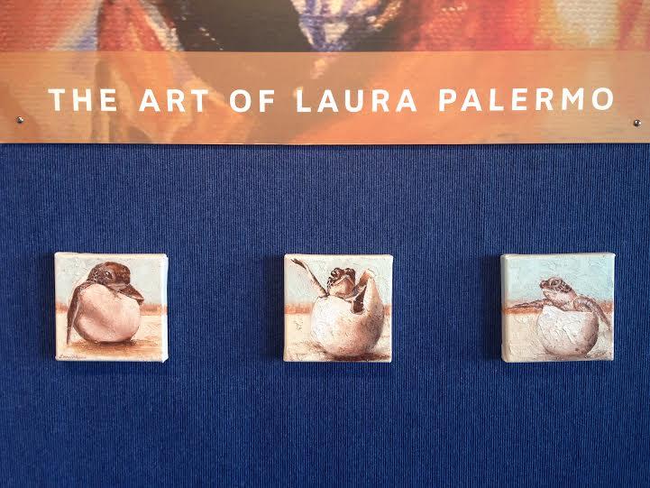"""""""Paint for a Purpose"""" SC Aquarium"""