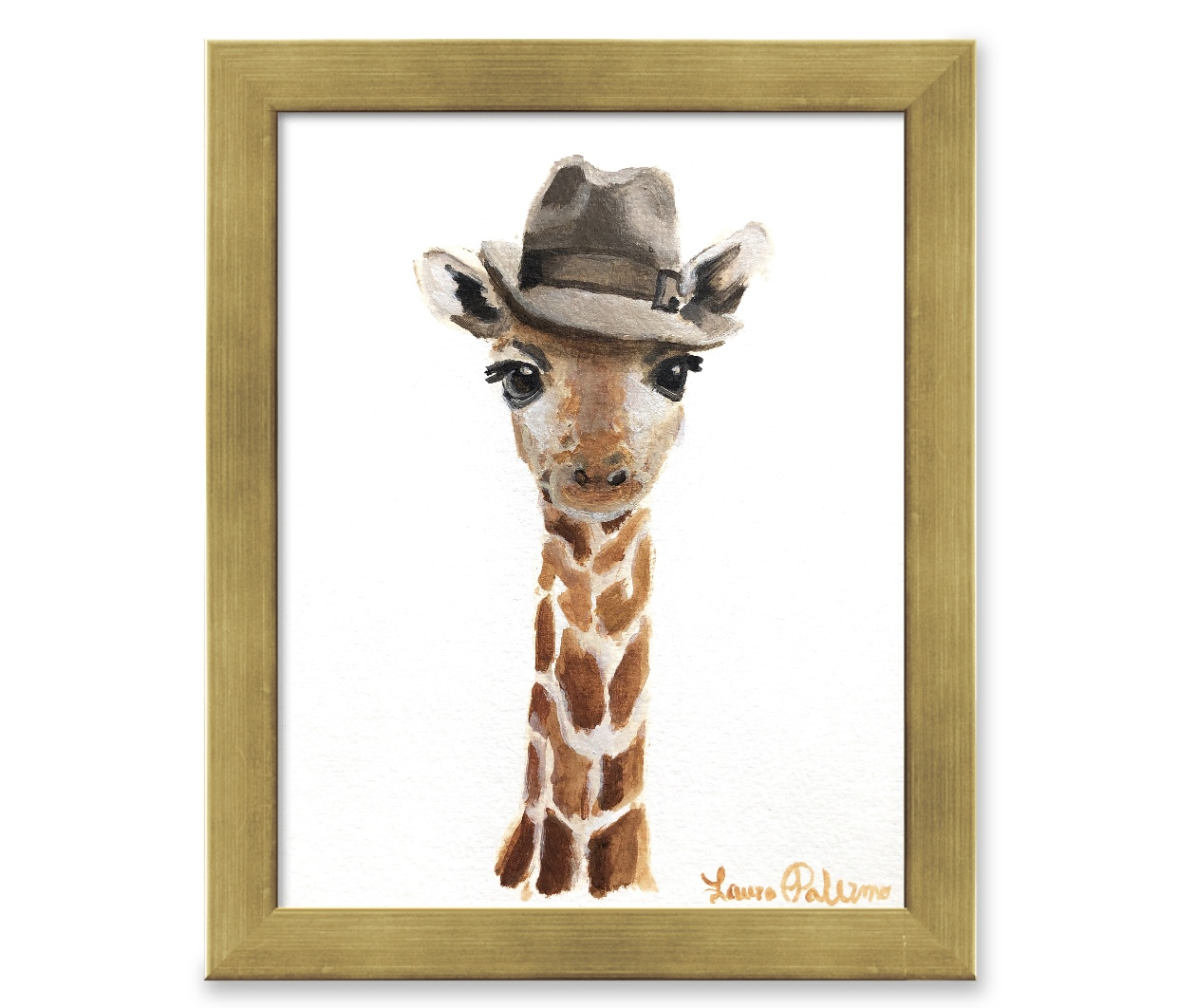 Giovanni the Giraffe