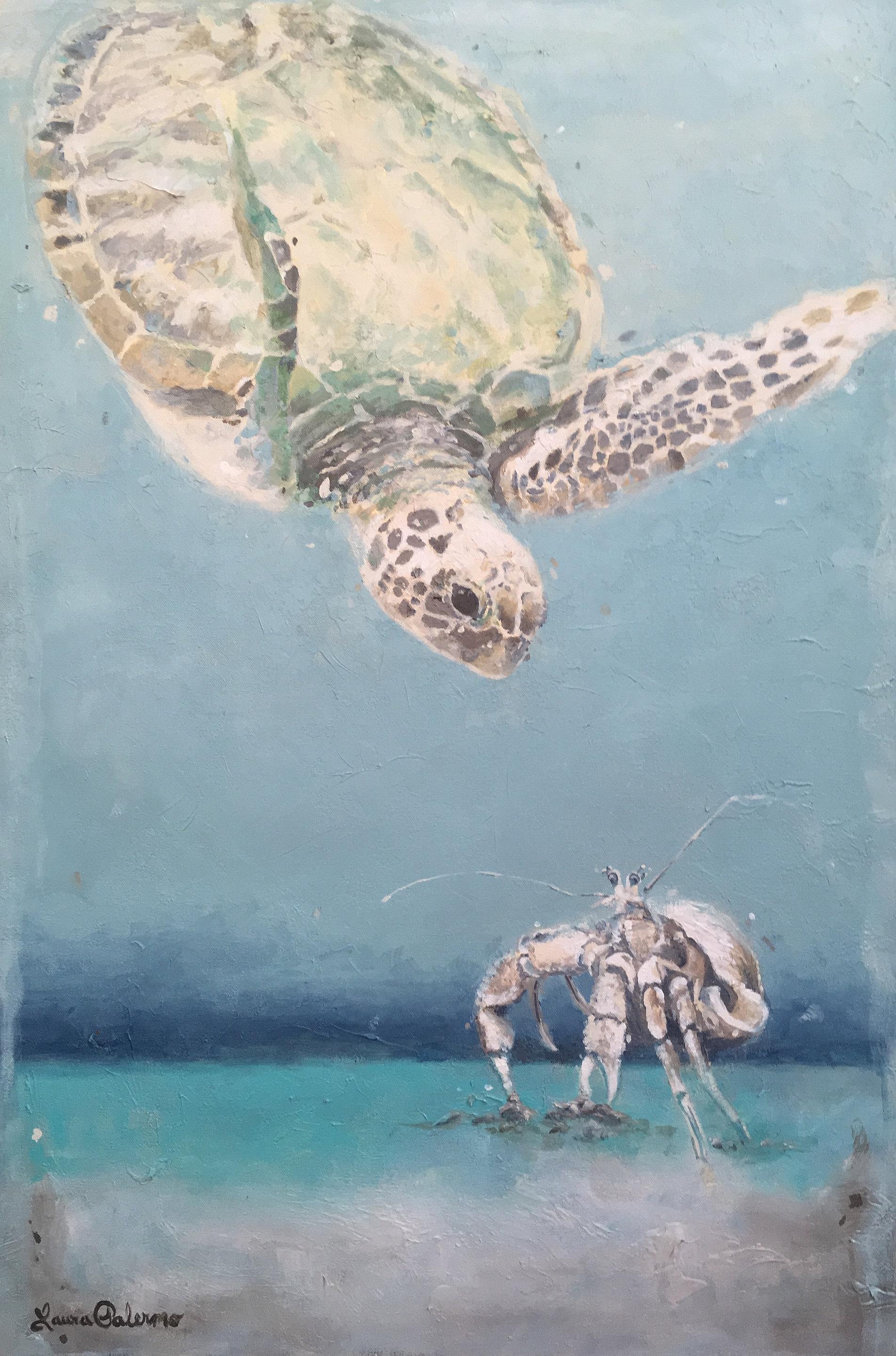 laura palermo wildlife conservation artist