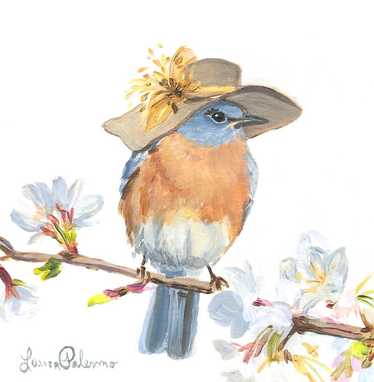 BETTY THE BLUEBIRD