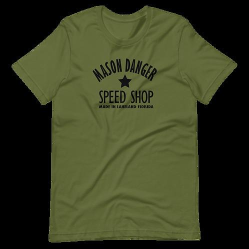 MD SPEED SHOP - Olive