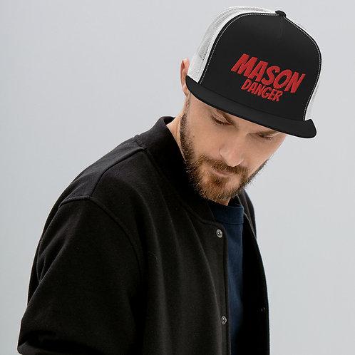 Mason Danger Flat Bill Trucker