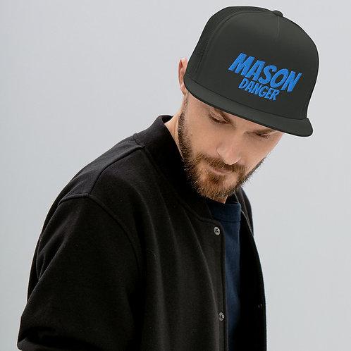 Mason Danger Flatbill Trucker Cap