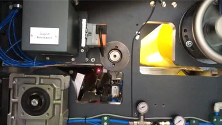 Moderne Antriebstechnik für RQS V Querschneider