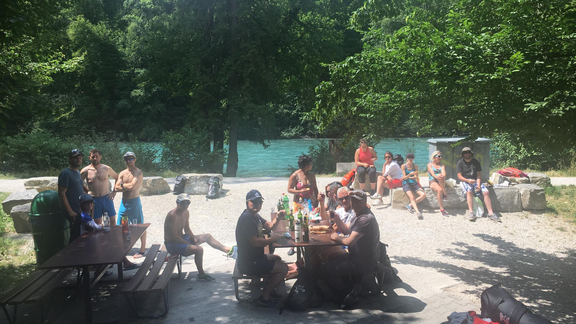 Descente de l'Aar - Thoune à Berne