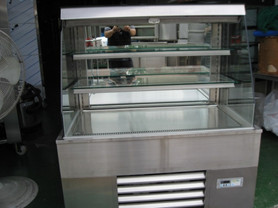 샌드위치쇼케이스3단1200