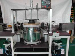 세탁기부품(S전자) 자동체결기-5축