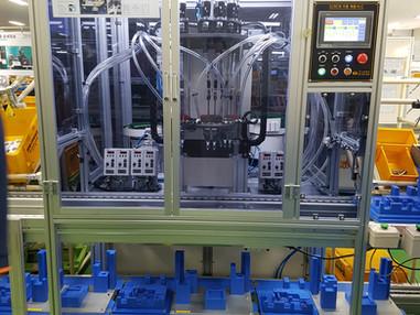 NPE-A수배관모듈 9축