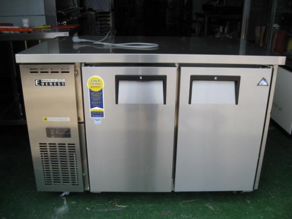 부성간냉식냉장테이블1200