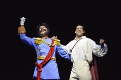 Grand Duke (understudy): Twice Charmed: An Enchanged Classic