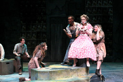 Hope Cladwell in Urinetown