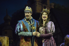 King (understudy): Tangled the Musical