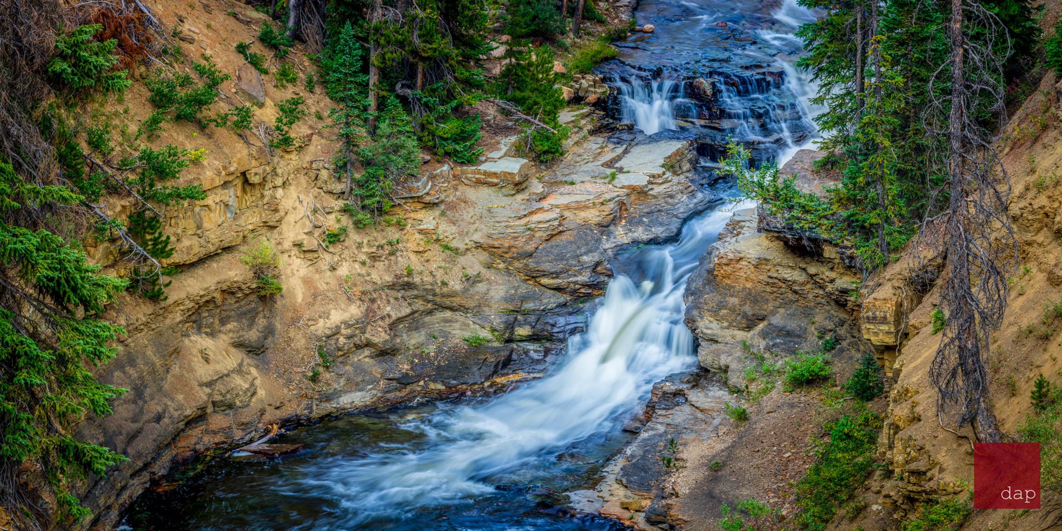 Provo River Falls 056