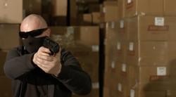 Thug leader takes aim