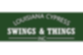 Louisiana Cypress Swings & Things