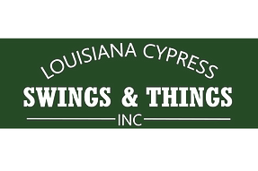 Louisiana Cypress Swings & Things