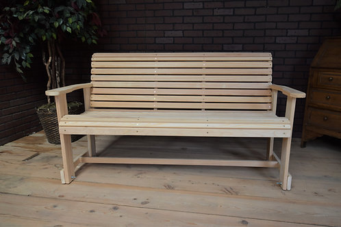 Cypress Roll Bench