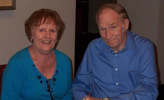 Muriel & Frank Wotton