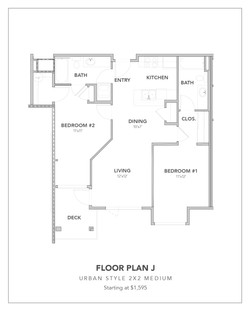 Toscana Floor Plan J