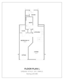 Toscana Floor Plan L