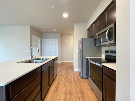 Kitchen in LG 2x2