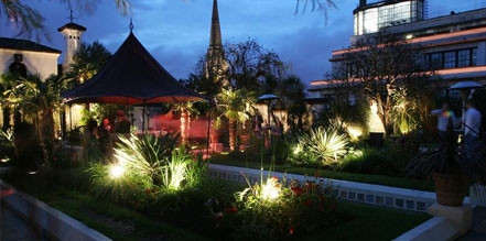 The Roof Gardens and Babylon