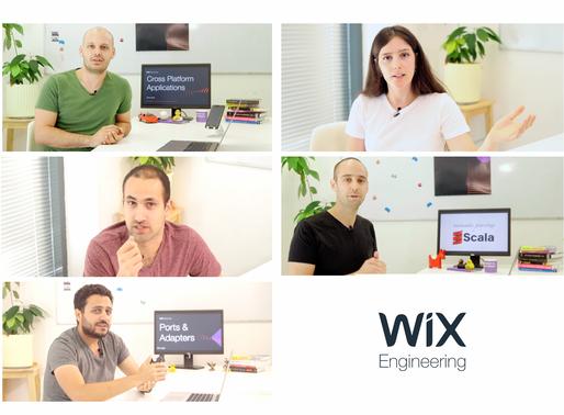 Wix Engineering - Tech Talks Show, Season 1