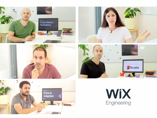 Wix Engineering - Tech Talks Show, Season 1