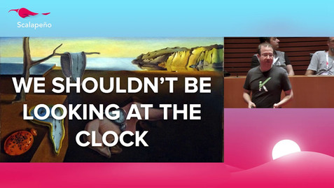 About Time: Event-time Stream Processing with Akka Streams - Nadav Wiener