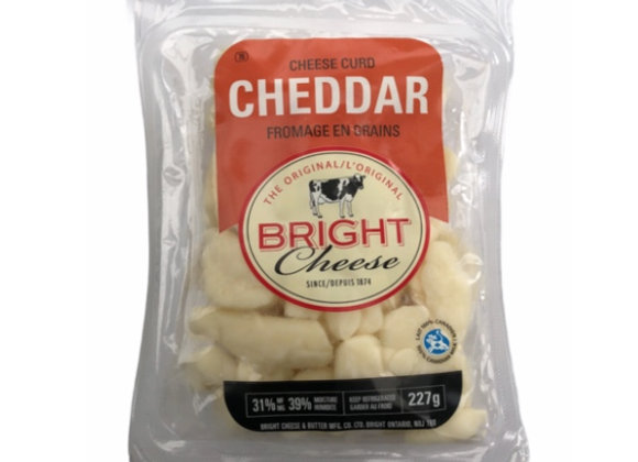 Cheese Curds- White