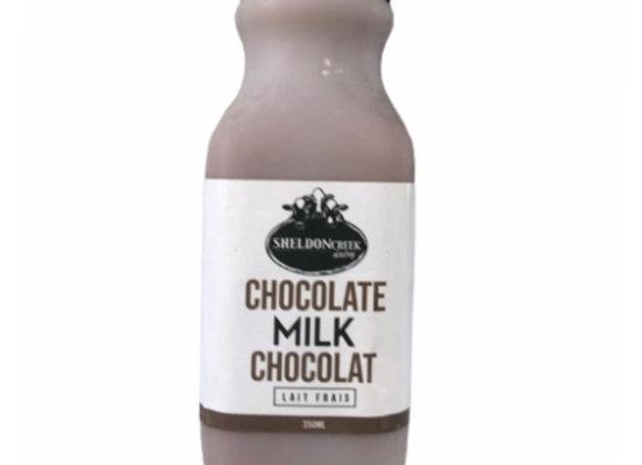 Chocolate Milk 350ml- Sheldon Creek
