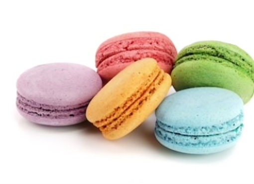 Macaroons- Pack of 4- Assorted