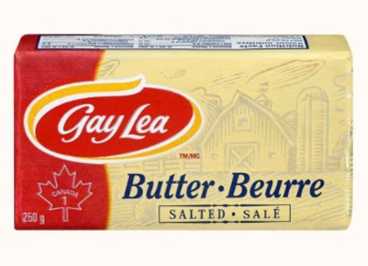 Gay Lea Salted Butter 454g