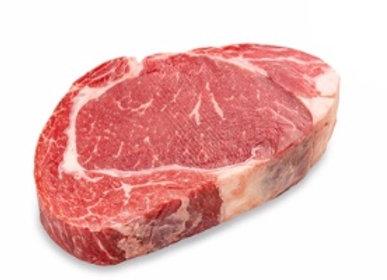 ORGANIC GrassFed Rib Eye Steak- 8oz (frozen)
