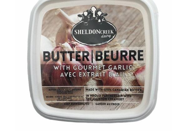 Gourmet Garlic Butter