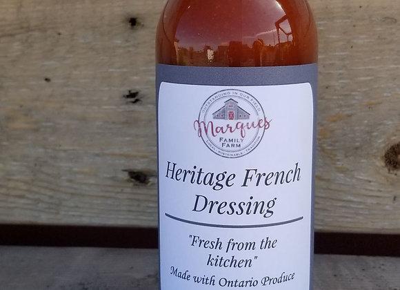 ONTARIO Heritage French- Salad Dressing