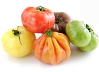 ONTARIO Heirloom Tomatoes- 1Pound