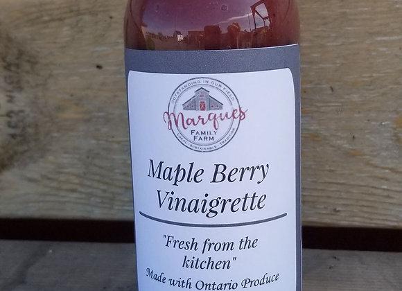 ONTARIO Maple Berry Vinaigrette- Salad Dressing