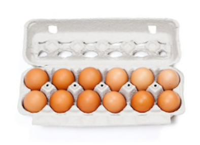 Free Run Eggs- Medium