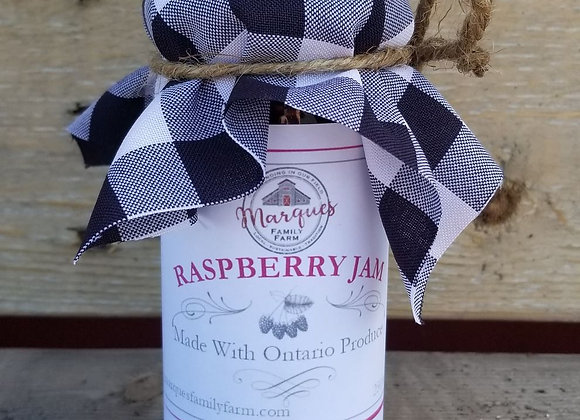ONTARIO Raspberry Jam- 250ml
