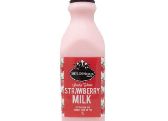 1L Strawberry Milk