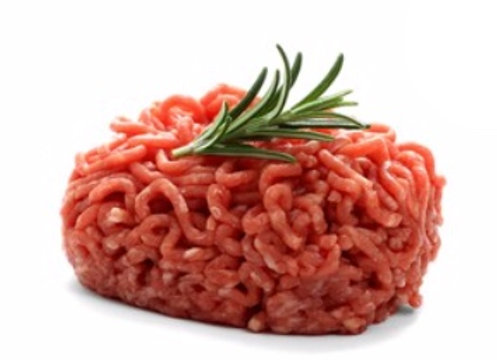ORGANIC GrassFed Lean Ground Beef- 1lb (frozen)