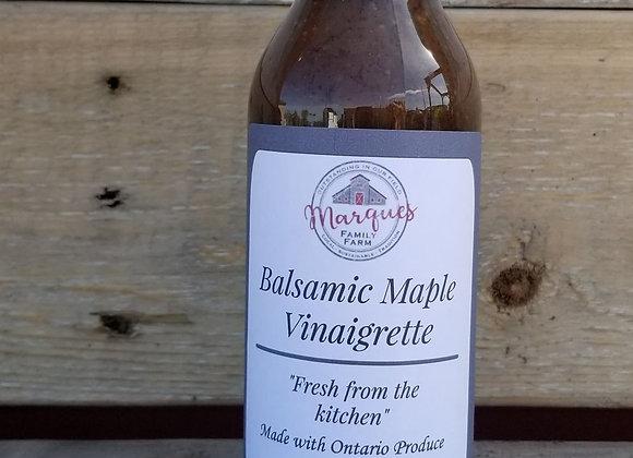 ONTARIO Balsamic Maple Vinaigrette- Salad Dressing