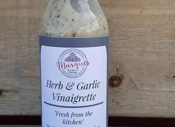 ONTARIO Herb and Garlic Vinaigrette- Salad Dressing