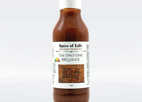 The Only One- BBQ Sauce